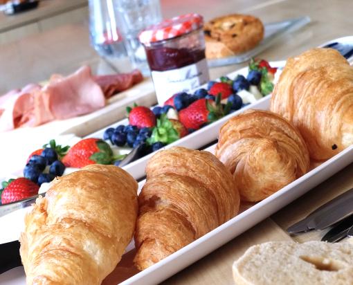 Founders' breakfast
